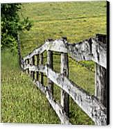 Lines Canvas Print by JC Findley