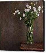 Lisianthus Flowers Canvas Print by Paul Grand Image