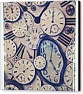 Lost Time Canvas Print by Garry Gay