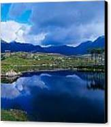 Lough Derryclare, Connemara, Co Galway Canvas Print by The Irish Image Collection