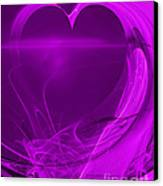 Love . A120423.279 Canvas Print by Wingsdomain Art and Photography