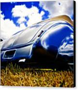 Low Ford Roadster Canvas Print by Phil 'motography' Clark
