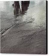 Low Tide Canvas Print by Joana Kruse