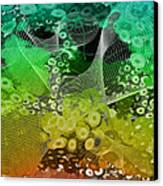 Magnification 3 Canvas Print by Angelina Vick