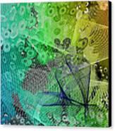 Magnification 5 Canvas Print
