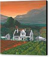Mainhouse Petite Canvas Print