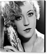 Marion Davies, 1928 Canvas Print by Everett