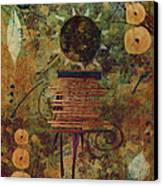 Maskerade Canvas Print