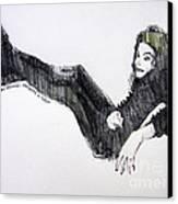 Michael Jackson - Turn It On Canvas Print