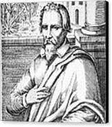 Michael Servetus, Spanish Physician Canvas Print by
