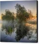 Misty Dawn 2.0 Canvas Print