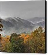 Misty Morning Iv Canvas Print