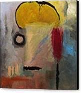 Mohawk Man Canvas Print by Snake Jagger