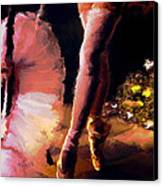 Moments Canvas Print by Robert Smith