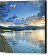 Mono Lake Majesty - California Canvas Print by Brendan Reals