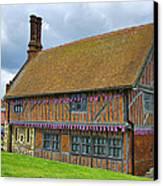 Moot Hall Aldeburgh Canvas Print
