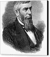 Morrison R. Waite (1816-1888) Canvas Print by Granger