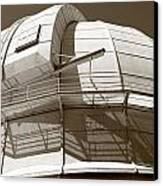 Mount Wilson Observatory Canvas Print