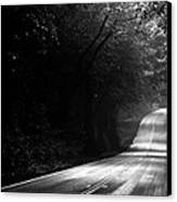 Mountain Road II Canvas Print