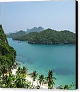 Mu Ko Ang Thong Marine National Park Canvas Print