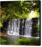 My Beautiful Waterfall Canvas Print by Bill Cannon