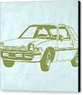 My Favorite Car  Canvas Print