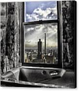 My Favorite Channel Is Manhattan View Canvas Print