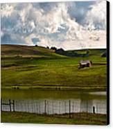 My Little Hut In The Midlands Canvas Print by Miguel Capelo