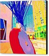 My Vegas City Center 31 Canvas Print