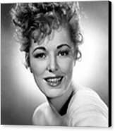 Naked Jungle, Eleanor Parker, 1954 Canvas Print by Everett