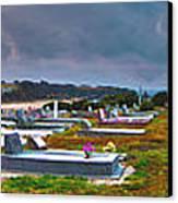 Narooma Cemetery Canvas Print