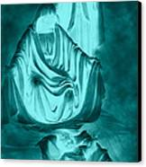 Nativity Canvas Print by Lourry Legarde
