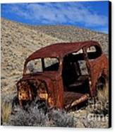 Nice Body Canvas Print by Bob Christopher