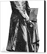 Nicephore Niepce, French Inventor Canvas Print