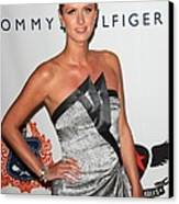 Nicky Hilton At Arrivals For The 18th Canvas Print by Everett