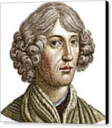 Nicolaus Copernicus, Polish Astronomer Canvas Print by Science Source