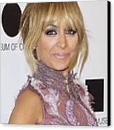 Nicole Richie At Arrivals For 2011 Moca Canvas Print by Everett