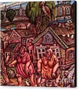 No Name II Canvas Print by Vladimir Feoktistov