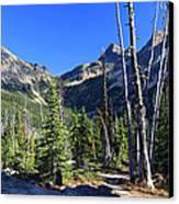 North Cascades Landscape Canvas Print by Pierre Leclerc Photography
