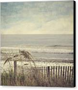 Ocean Breeze Canvas Print by Kathy Jennings