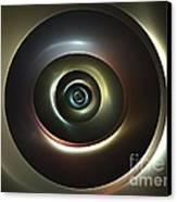 Ocular Lens Canvas Print