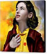 Ofelia's Dream Canvas Print