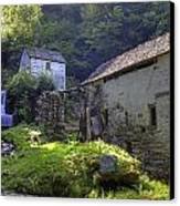 Old Watermill Canvas Print
