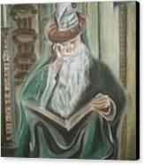 Omar Khayyam Canvas Print
