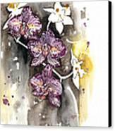 Orchid 13 Elena Yakubovich Canvas Print
