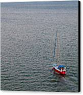 Out To Sea Canvas Print by Chad Dutson