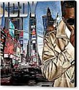 P Diddy Canvas Print