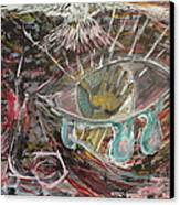 Palingenesis Canvas Print by Shadrach Ensor
