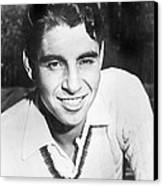 Pancho Gonzales, Tennis Player Canvas Print by Everett