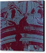 Parisian Opera Canvas Print